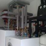 Strojovňa s tepelným čerpadlom zem-voda od výrobcu IVT