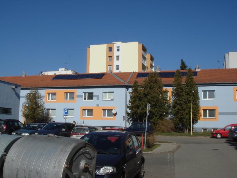 Bytový dom, Humenné - III