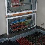 Rozdeľovače pre podlahové a stropné vykurovanie