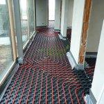 Podlahové vykurovanie - REHAU
